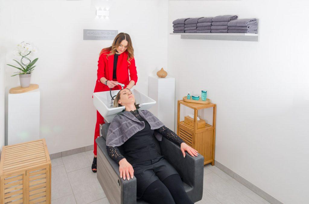 Unsere Haar-Philosophie: das passende Pflegeprogramm auf jeden Menschen persönlich abgestimmt - Completed Hairstyle in Graz