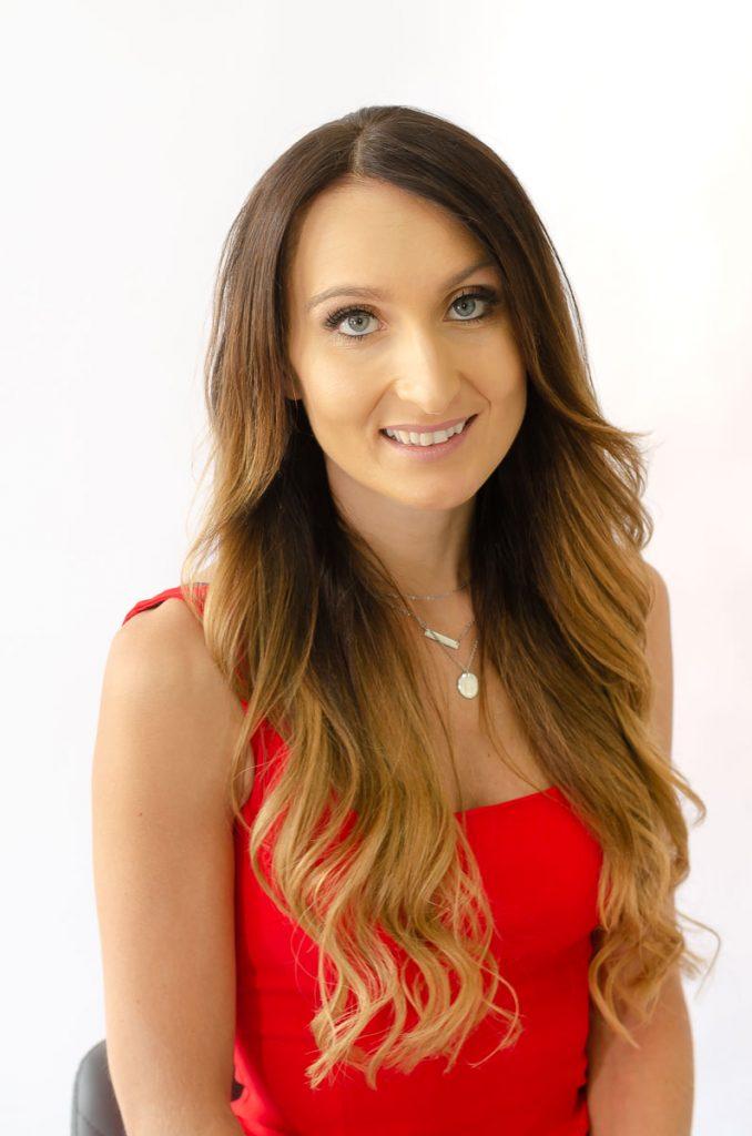 Completed Hairstyle Graz Inhaberin Sonja Reinisch